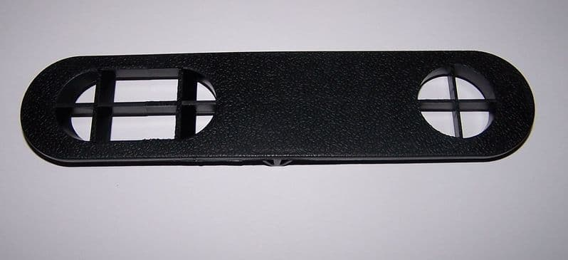 Dash top heater vent VW Type 2 1972 to 1979 Left hand side
