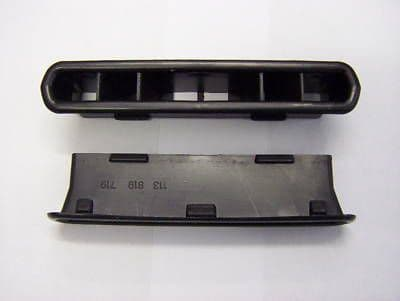 Dash vents outer sold as a pair, VW Beetle 1965-1970