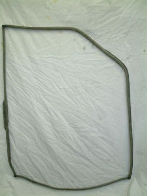 Door seal Left hand side VW Beetle 1955 to 8-1964, Early doors