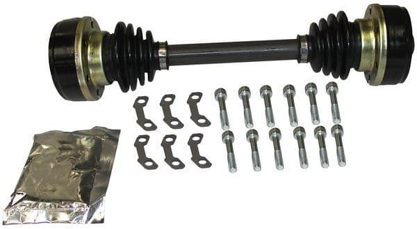 Drive shaft Complete, VW Beetle 1302 and 1303 models 1970 to 1979