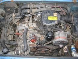 Engine parts 1900-2100cc Water cooled