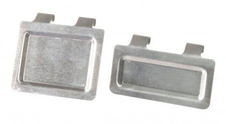 Fan Shroud Air Flaps 1.7-2.0 Type 4 Engine Lower (T2 ONLY) PAIR (1972-79)