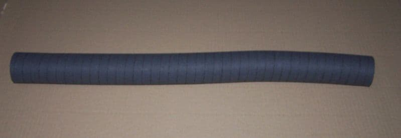 Front air duct hose & preheat to air filter VW Beetle & Type2 25mm dia x 1000mm