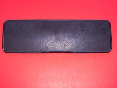 Glove box lid black with fitting kit, T2 68-79