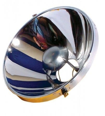 Head light Reflector for VW Beetle, Type 2 1968-1973 made by Hella