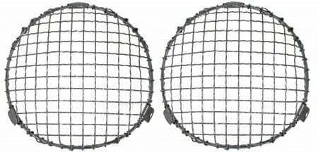 Headlight Chrome Mesh Grilles sold as a Pair for Beetle or Type 2 1968-1979