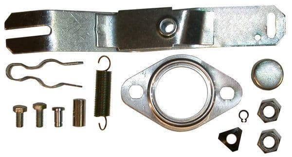 Heat exchanger fitting and lever kit, Right