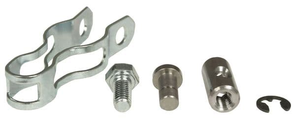 Heater cable clamp kit, single