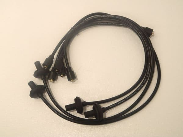 HT leads high performance 8mm Black VW Beetle and Type 2 up to 1600cc aircooled