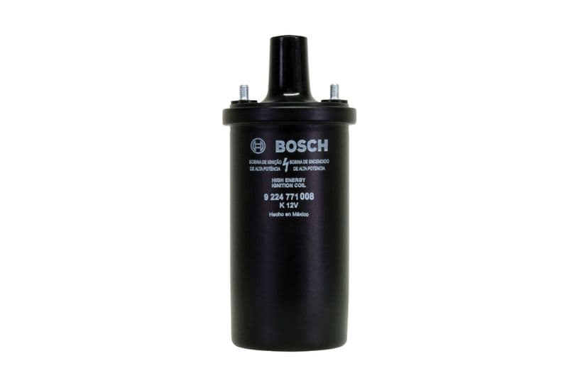 Ignition coil Bosch 12 volt VW Beetle, Type 2 Air cooled