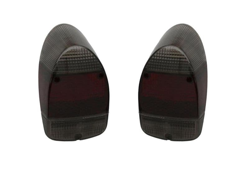 Light lens rear tomb stone style, Smoked sold as a pair VW Beetle 1968 to 1974