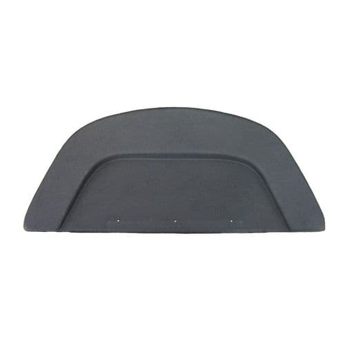 Parcel shelf for the rear with a felt finish, Classic shape VW Beetle up to 1979