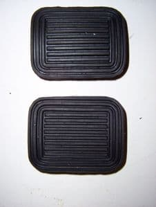 Pedal rubbers, VW Type 2 1968 to 1979