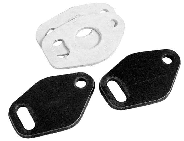 Pre heat block off's for VW Type 1 beetles and VW Type 2's up to 1600cc