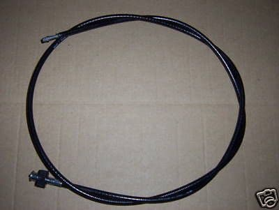 Speedo cable Beetle 1302 and 1303 LHD