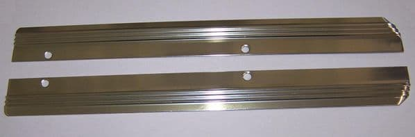 Trim on front quarter panel sold as a pair for VW Beetle Type 1 1303 model
