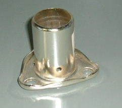 VW clutch bearing guide tube, Type 1, Type 2, 1972 on