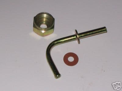 VW fuel tank outlet pipe kit VW Beetles and T2 vans