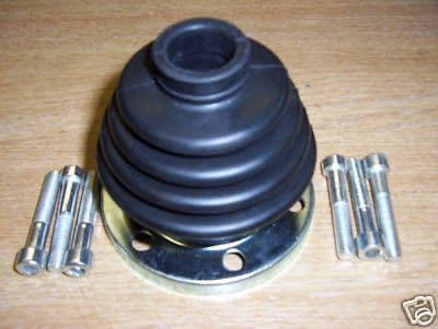 VW Type 2 and 25 CV boot with 6 bolts
