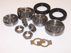 Wheel bearing kit, front both sides VW Beetle up to 1965