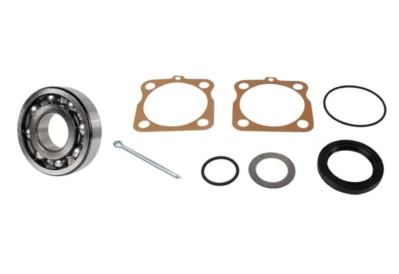 Wheel bearing rear with hub oil seal, Type 1 1950 to 1979 swing axle suspension
