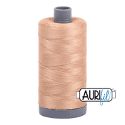 Aurifil 28 Cotton Thread - 2318 (Tan)