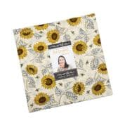 "Bee Grateful - Layer Cake by Deb Strain for Moda Fabrics - 42 x 10"" Fabric Squares"