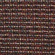 Boucle  - Red & Black- 146cm wide