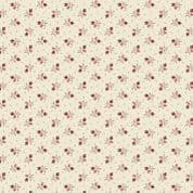 Braveheart by Makower UK - 6647 - Ditsy Sprigs Floral on Cream  - 9182_R - Cotton Fabric