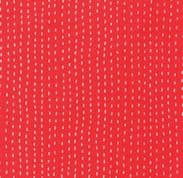 CW-H014 - White Dot Stripe on Red - Moda Ahoy by Gingiber - Cotton Fabric