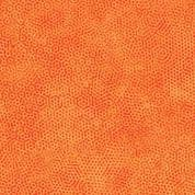 Dimples O1 - Carrot - Makower UK Dimples 1867O1 - Cotton Fabric