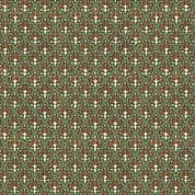 Inprint Indian Spice Market - 4515 - Fruit Trees on Green - 2019 G60 - Cotton Fabric