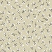 Into The Woods by Makower UK - 5836 -  Branches on Beige - 1853_Q2 - Cotton Fabric