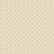 Lewis & Irene - Celtic Reflections - 5926 - Metallic Gold Knot on Cream - A334.1 - Cotton Fabric