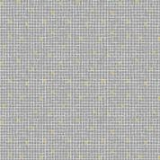 Lewis & Irene - Lindos - 5868 - Geometric Square Tile Print in Grey - A269.3 - Cotton Fabric