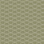 Lewis & Irene - The Water Meadow - 6010 - Dragonfly Geometric,  Sage Green  - A322.1 - Cotton Fabric