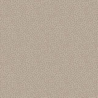 Lewis & Irene - Winter in Bluebell Wood - 6698 -  Brown Dots on Taupe - C46.2 - Cotton Fabric