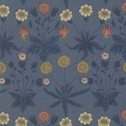 Moda - Best of William Morris Fall 2020 - 7290 - Indigo  33493.21 - Cotton Fabric