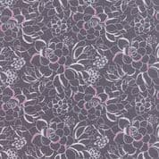 Moda Canyon by Kate Spain - 4314 - Succulent, Off-White on Dark Heather - 27221 24 - Cotton Fabric