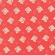 Moda - Catalina  by Fig Tree - 7251 - Red Cherries on Red Background - 20373.11 - Cotton Fabric