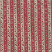 Moda - Chafarcani by French General - 6865 - Renoncle Floral Stripe - 13854 17 - Cotton Fabric