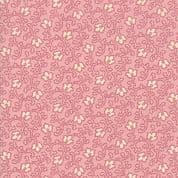 Moda - Chafarcani by French General - 6870 -  Currant Floral on Pink - 13858 16 - Cotton Fabric