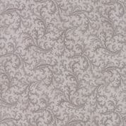 Moda - Porcelain - 3 Sisters - 6336 - Floral Plumes in Grey - 44194 13 - Cotton Fabric