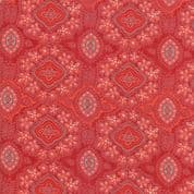 Moda - Portsmouth by Minick & Simpson - 6130 - Indian Floral in Red - 14861 13 - Cotton Fabric