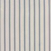 Moda - Portsmouth by Minick & Simpson - 6136 - Spots & Stripes in Blue - 14863 22 - Cotton Fabric