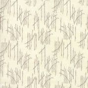 Moda - Prairie Grass - Holly Taylor - 6265 - Abstract Lines on Cream - 6755 14 - Cotton Fabric