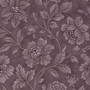 Moda Quill by 3 Sisters - 5615 - Damask Floral in Plum - 44156 26 - Cotton Fabric