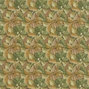 Moda William Morris by The V&A - 5662 - Acanthus Floral on Khaki - 7304 13 - Cotton Fabric