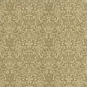 Moda William Morris by The V&A - 5675 -  Acorn Leaf Print  in Olive Green  - 7307 12 - Cotton Fabric