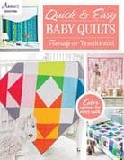 Quick and Easy Baby Quilts by Annie's Quilting